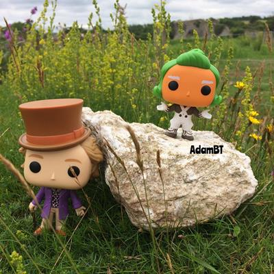 Funko Pop! Movies Willy Wonka AdamandPhotography on Instagram