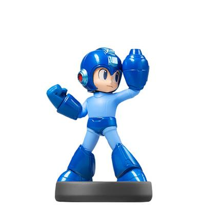 Amiibo Super Smash Bros. Mega Man Icon