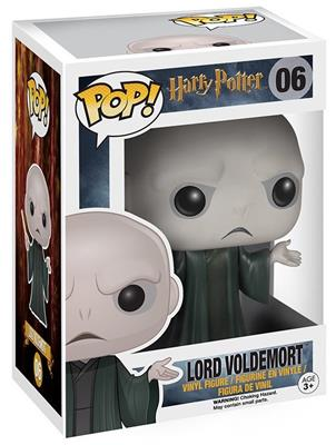 Funko Pop! Harry Potter Lord Voldemort Stock
