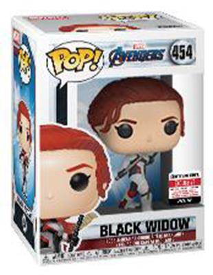 Funko Pop! Marvel Black Widow (EE) Stock