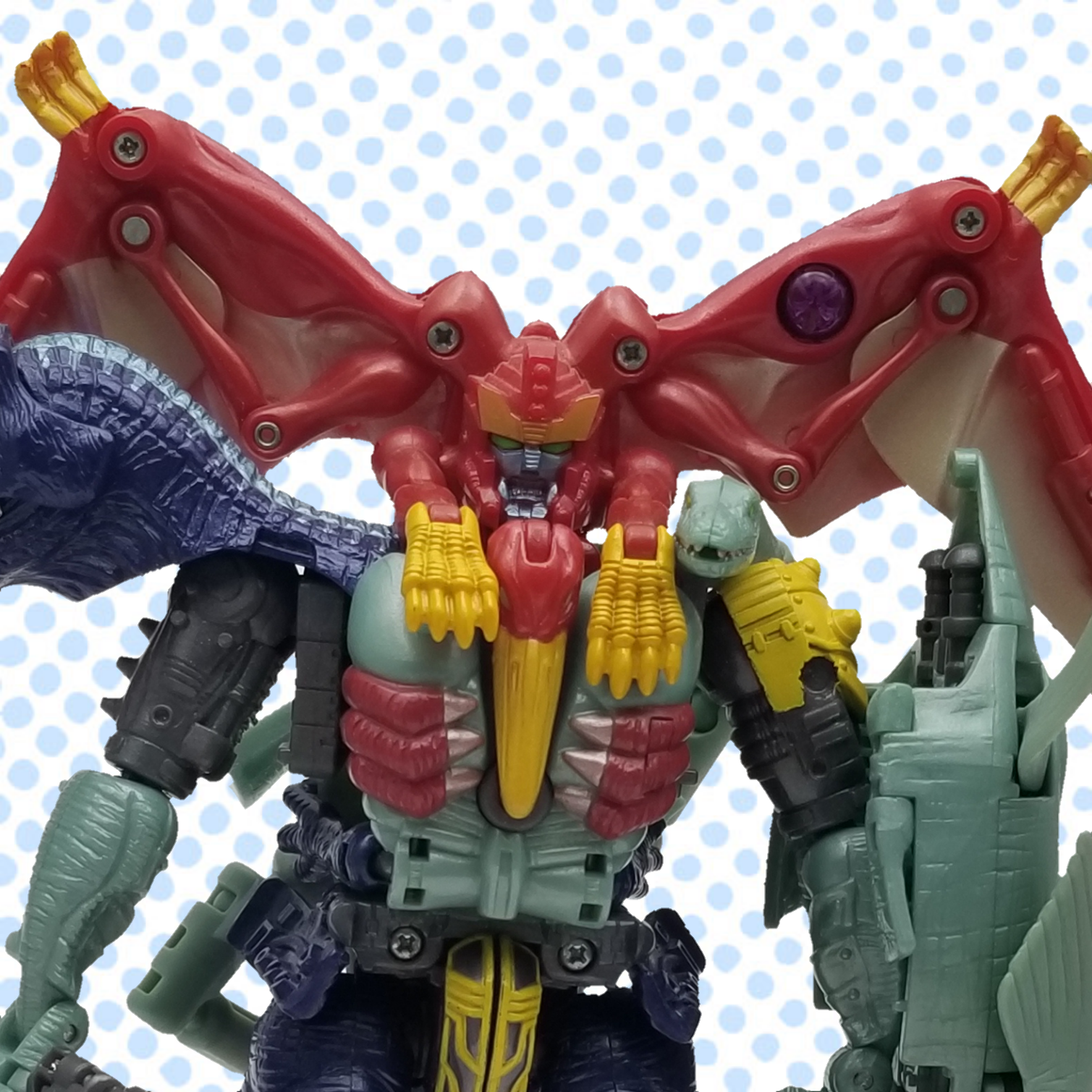 Transformers Beast Wars Neo Destrons