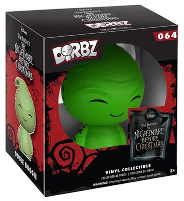 Dorbz Nightmare Before Christmas Oogie Boogie Stock