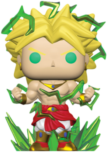 Funko Pop! Animation Broly 6""