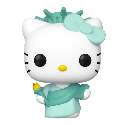 Funko Pop! Sanrio Lady Liberty