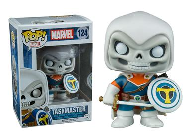 Funko Pop! Marvel Taskmaster Stock
