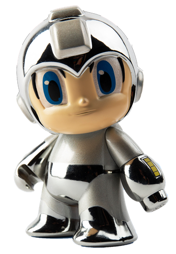 Kid Robot Art Figures Megaman (Pearlescent) Icon