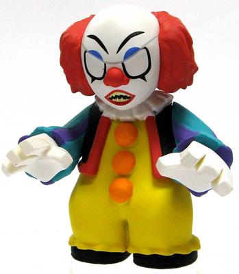 Mystery Minis Horror Series 1 Pennywise  Stock
