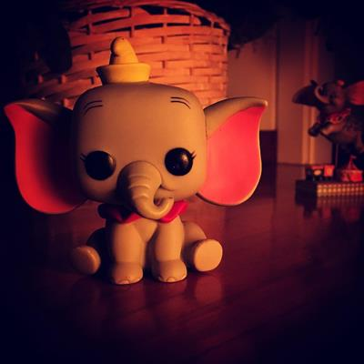 Funko Pop! Disney Dumbo myworldofpops on instagram.com