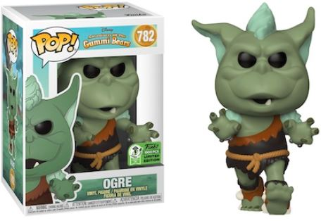 Funko Pop! Disney Ogre (Green)