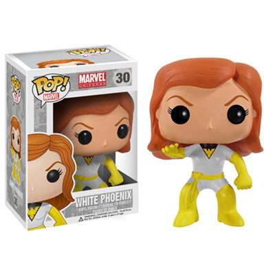 Funko Pop! Marvel White Phoenix Stock