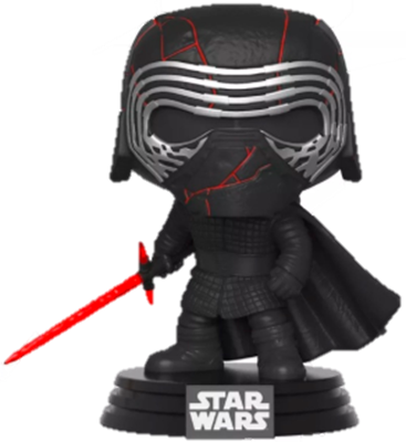 Funko Pop! Star Wars Kylo Ren Supreme Leader (Glows in the Dark)