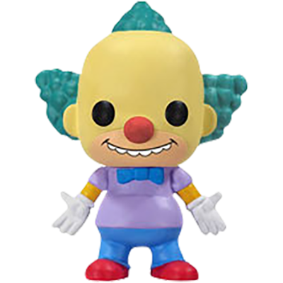 Funko Pop! Television Krusty the Clown