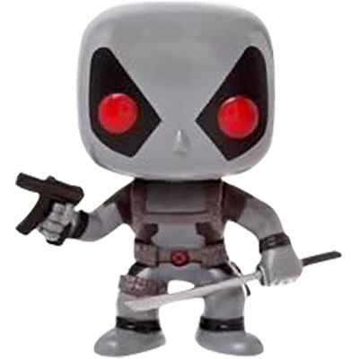 Funko Pop! Marvel Deadpool (X-Force)