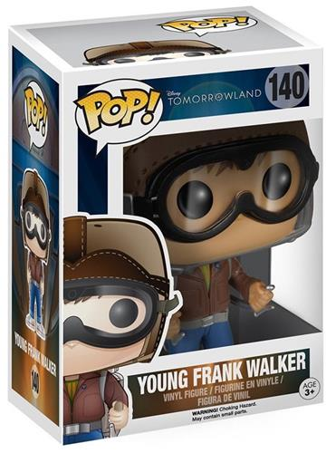 Funko Pop! Disney Frank Walker (Young) Stock