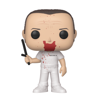 Funko Pop! Movies Hannibal (Bloody) Icon