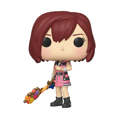 Funko Pop! Disney Kairi (Keyblade) Icon