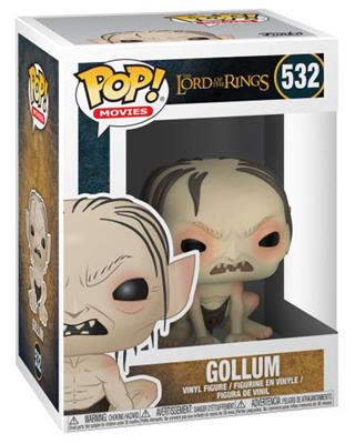 Funko Pop! Movies Gollum Stock