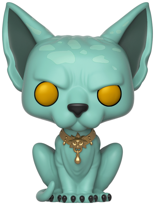 Funko Pop! Comics Lying Cat