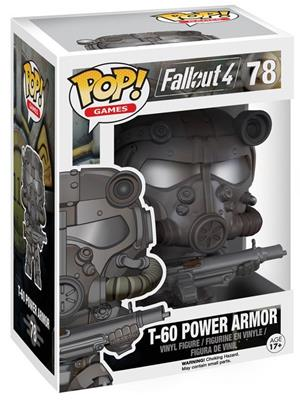Funko Pop! Games Power Armor (T-60) Stock Thumb