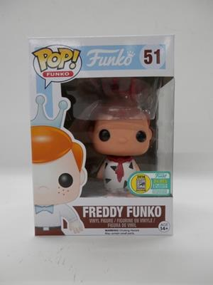 Funko Pop! Freddy Funko Fred Flintstone (White) Stock