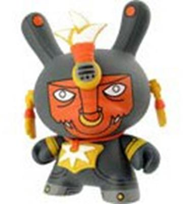 Kid Robot Blind Boxes Azteca Series 1 Ehecatl Stock Thumb