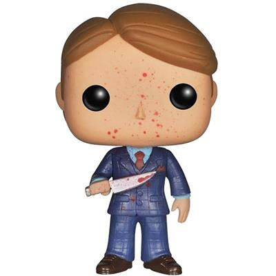 Funko Pop! Television Hannibal Lecter (Bloody)