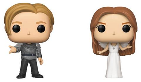 Funko Pop! Movies Romeo and Juliet Icon