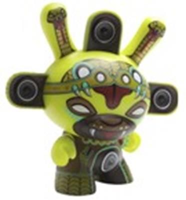 "Kid Robot 8"" Dunnys Shadow Serpent"