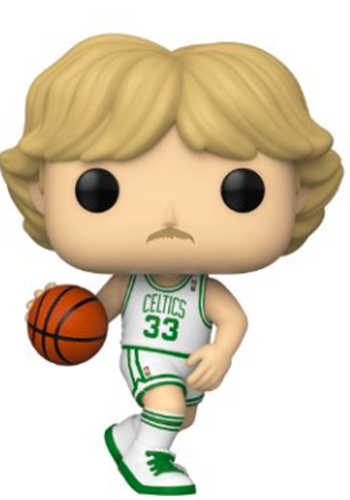 Funko Pop! Sports Larry Bird
