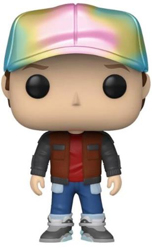 Funko Pop! Movies Marty In Future Outfit (MT) Icon