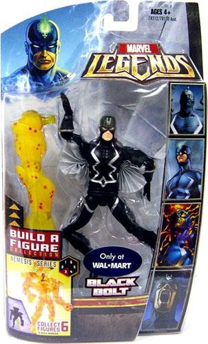 Marvel Legends Nemesis Series Black Bolt
