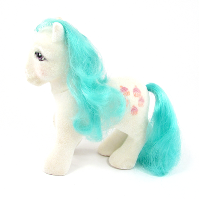 My Little Pony Year 04 Cupcake