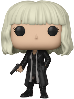 Funko Pop! Movies Lorraine (w/ Black Jacket) Icon
