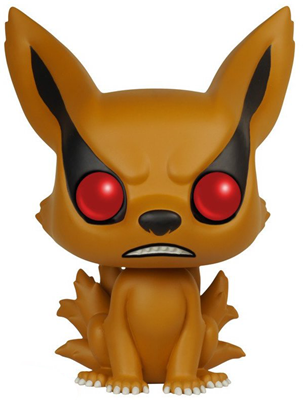 Funko Pop! Animation Kurama - 6""