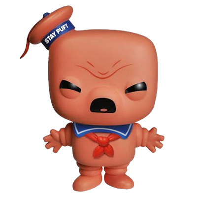 Funko Pop! Movies Stay Puft Marshmallow Man (Pink)