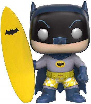 Funko Pop! Heroes Batman (Classic TV) - Surf's Up