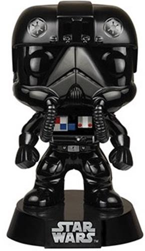 Funko Pop! Star Wars TIE Fighter Pilot (Metallic)
