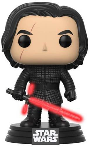 Funko Pop! Star Wars Kylo Ren (Glow)
