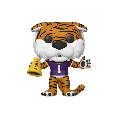 Funko Pop! College Mascots Mike the Tiger (Louisiana State University)