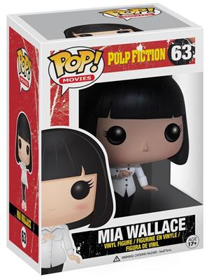 Funko Pop! Movies Mia Wallace Stock