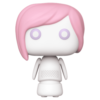 Funko Pop! Television Ashley Too Doll with Evil Chase