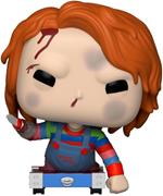 Funko Pop! Movies Chucky on Cart