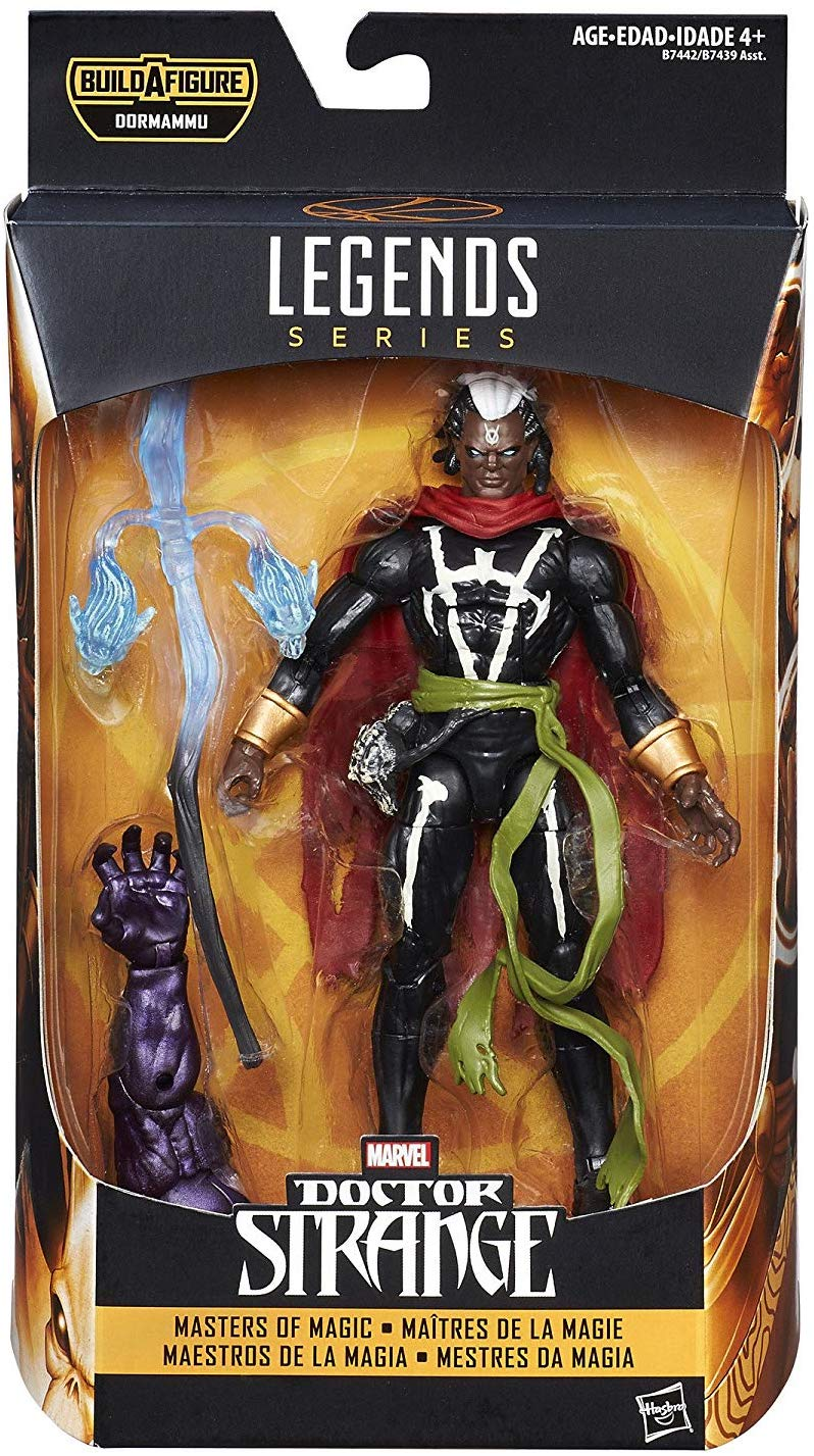 Marvel Legends Dormammu Series Brother Voodoo