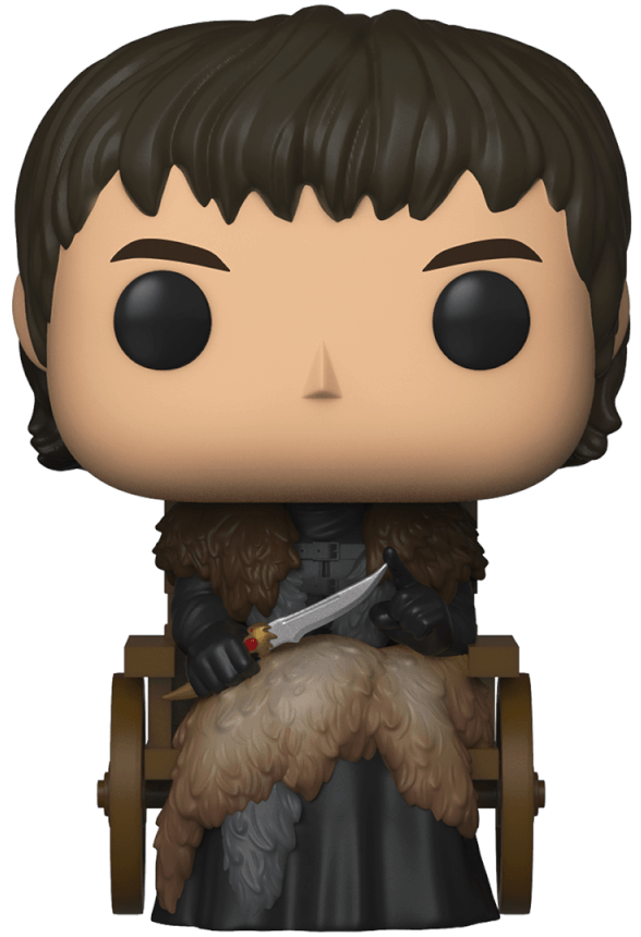 Funko Pop! Game of Thrones Bran Stark (Three-Eyed Raven)