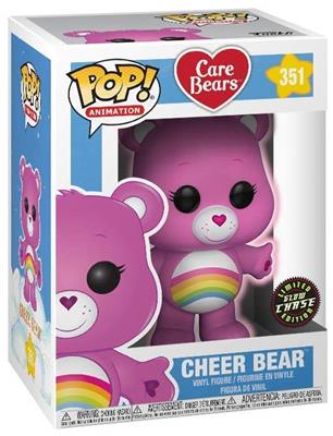 Funko Pop! Animation Cheer Bear (Glow) - CHASE Stock