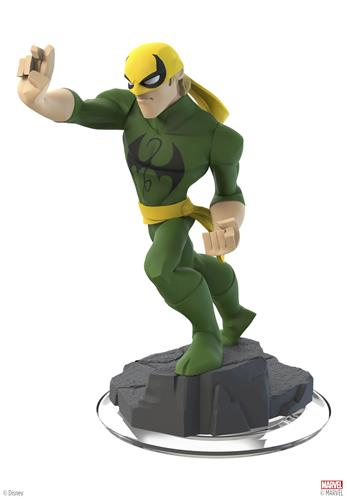 Disney Infinity Figures Marvel Comics Iron Fist