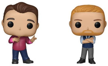 Funko Pop! Television Cam and Mitch