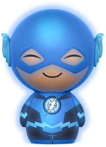 Dorbz DC Comics The Flash (Blue Lantern) - Glow