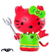 Kid Robot Art Figures Empress of the Underworld Hello Kitty