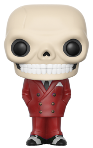 Funko Pop! Funko Bone Daddy (Red Suit) Icon Thumb